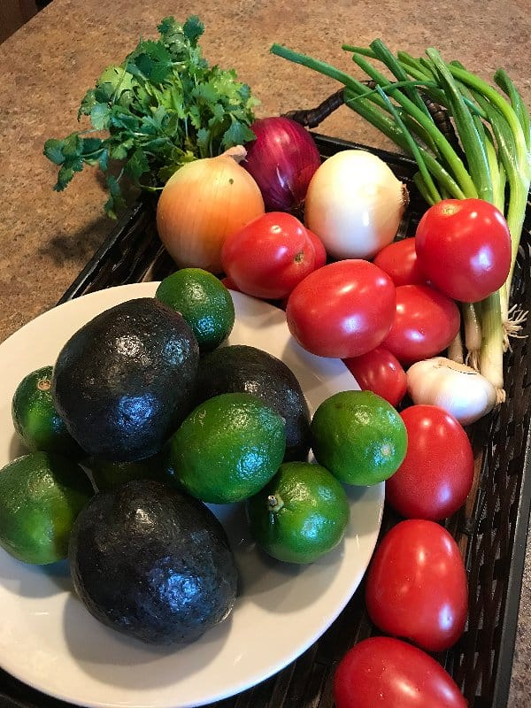 Colorful Vegetables | SavorwithJennifer.com