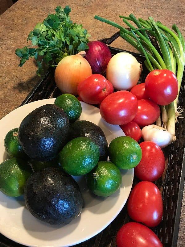 Colorful Vegetables | SavorwithJennifer.com