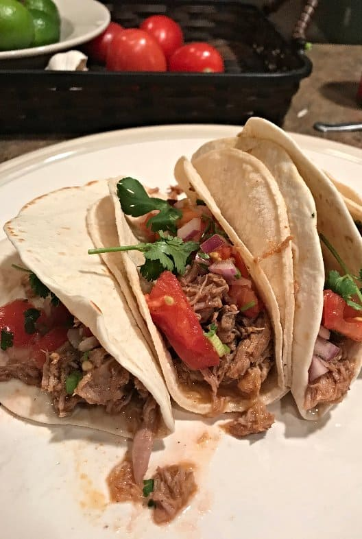 Insane Slow Cooker Pork Carnitas | SavorwithJennifer.com