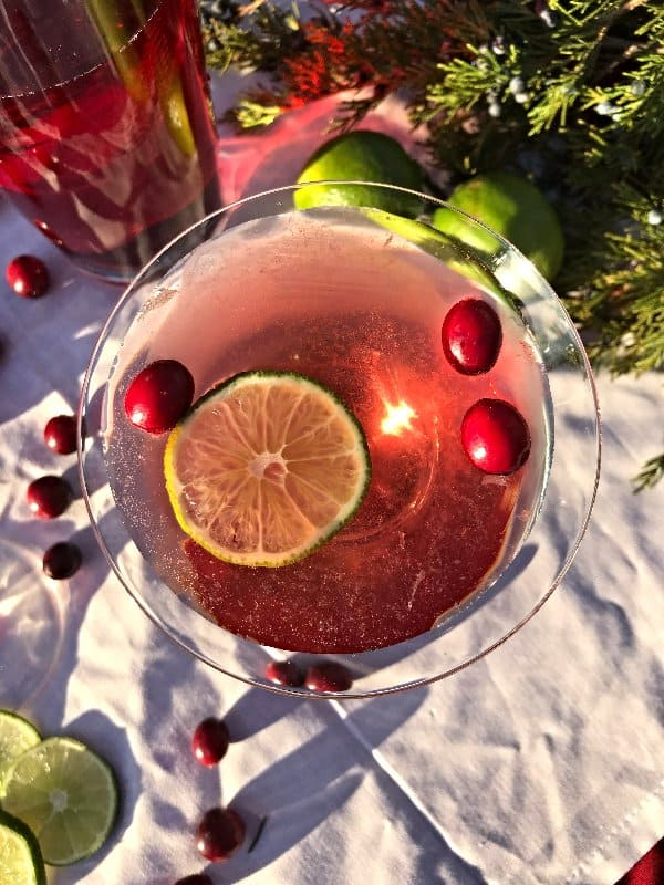 The Classic Cosmopolitan | SavorwithJennifer.com