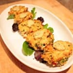 Baked FRESH Salmon Cakes (Salmon Patties) & Spicy Remoulade | SavorwithJennifer.com