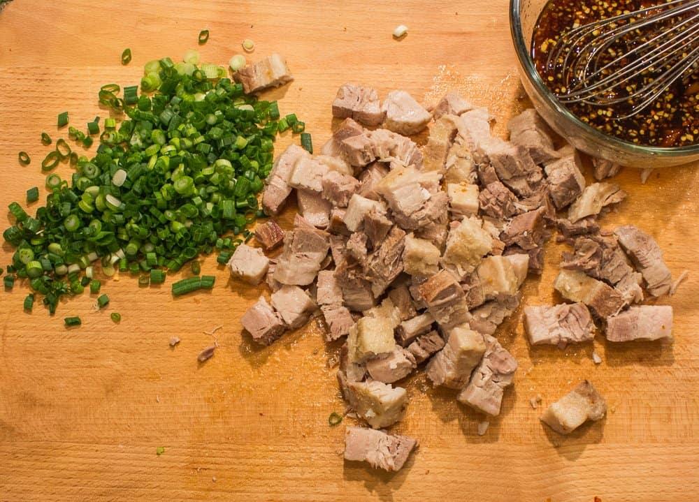 Sticky Chinese Pork Belly | Savorwithjennifer.com