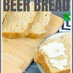 Guinness Beer Bread Pinterest Pin