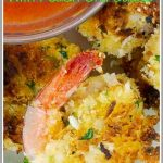Coconut Shrimp Pinterest Image