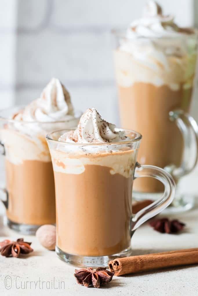 cups of Pumpkin-Spice-Latte